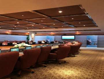 اجتماع لجنة الجائزة مع لجنة النقل البري بغرفة الشرقية